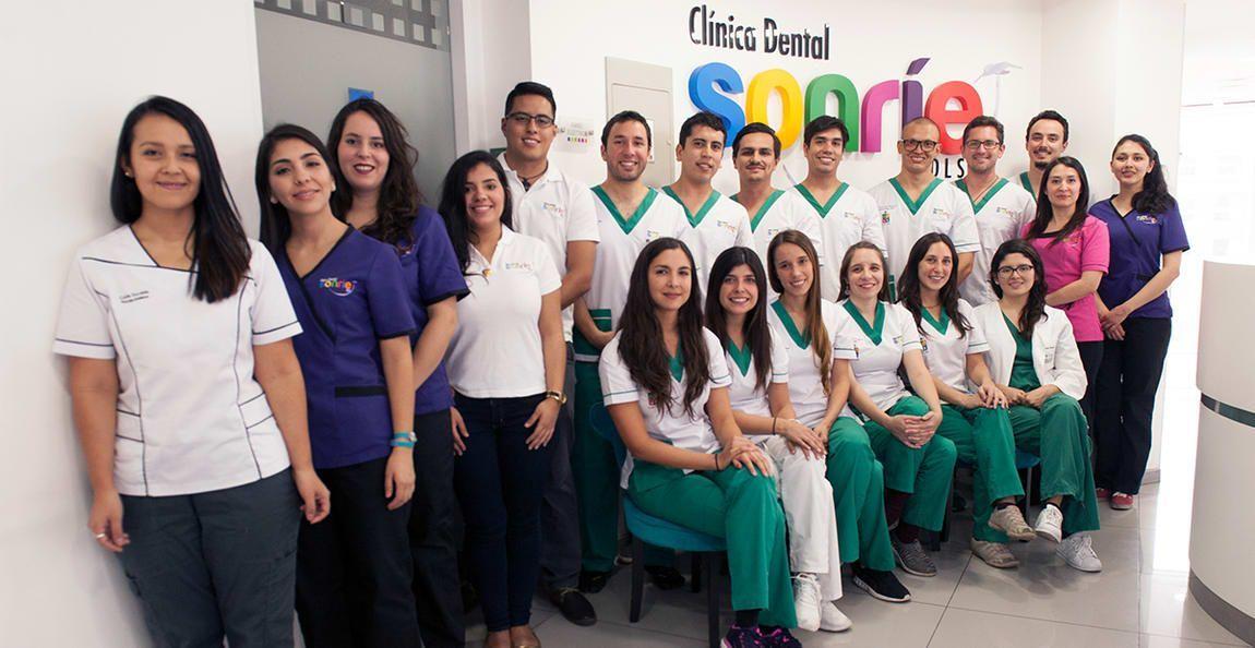 Equipo Clínica Dental Sonrie
