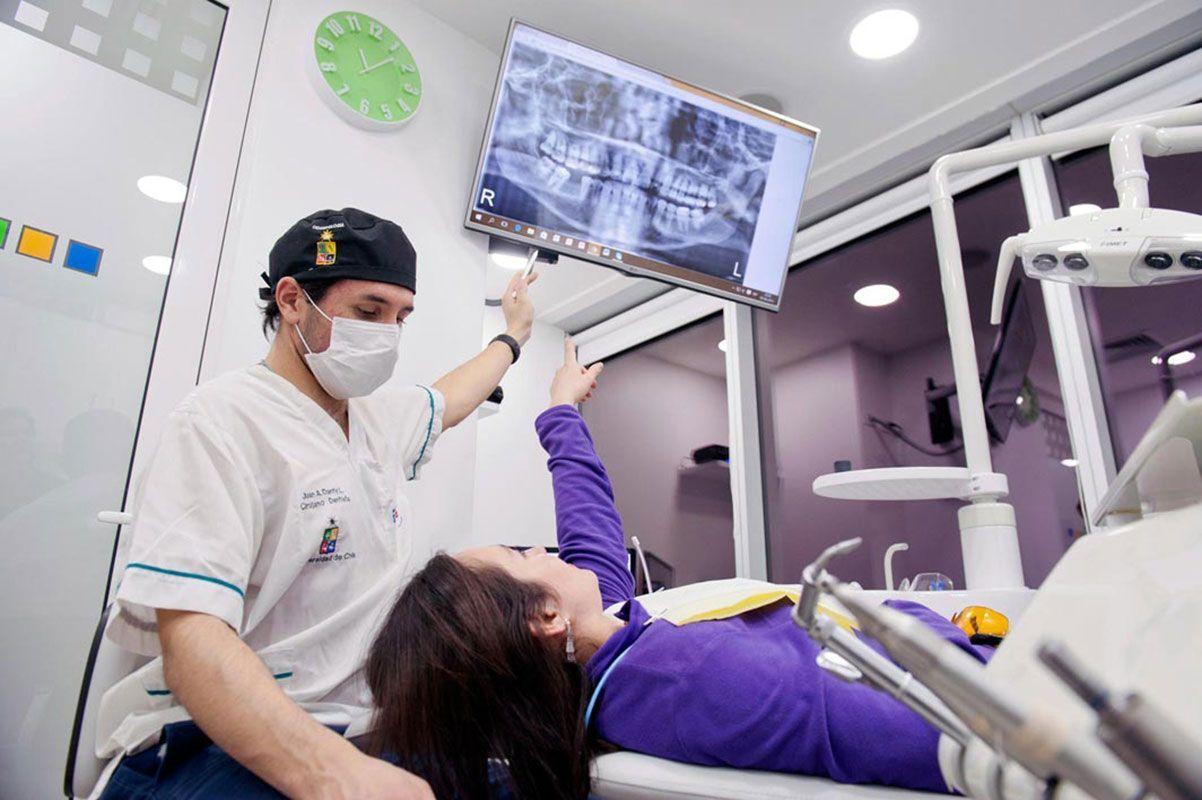 Dentista y Tratamiento de ortodoncia