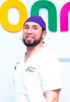 Dr. Juan Andrés Danty Larrain