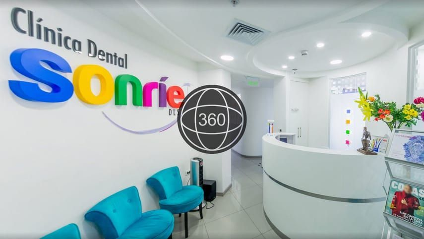 tour virtual - Clínica Dental Sonrie
