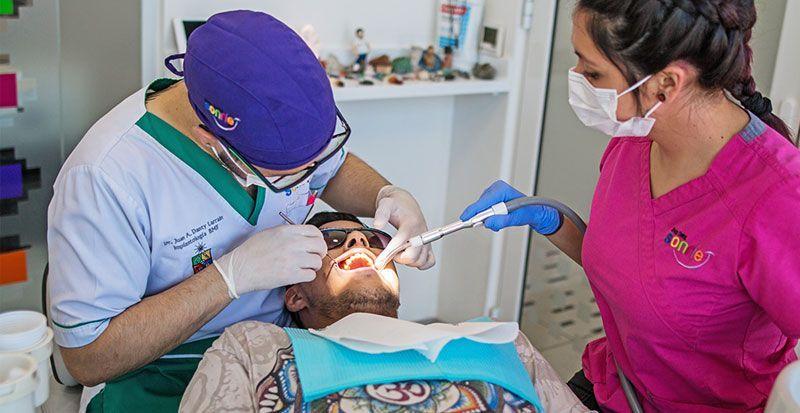 odontólogo en providencia