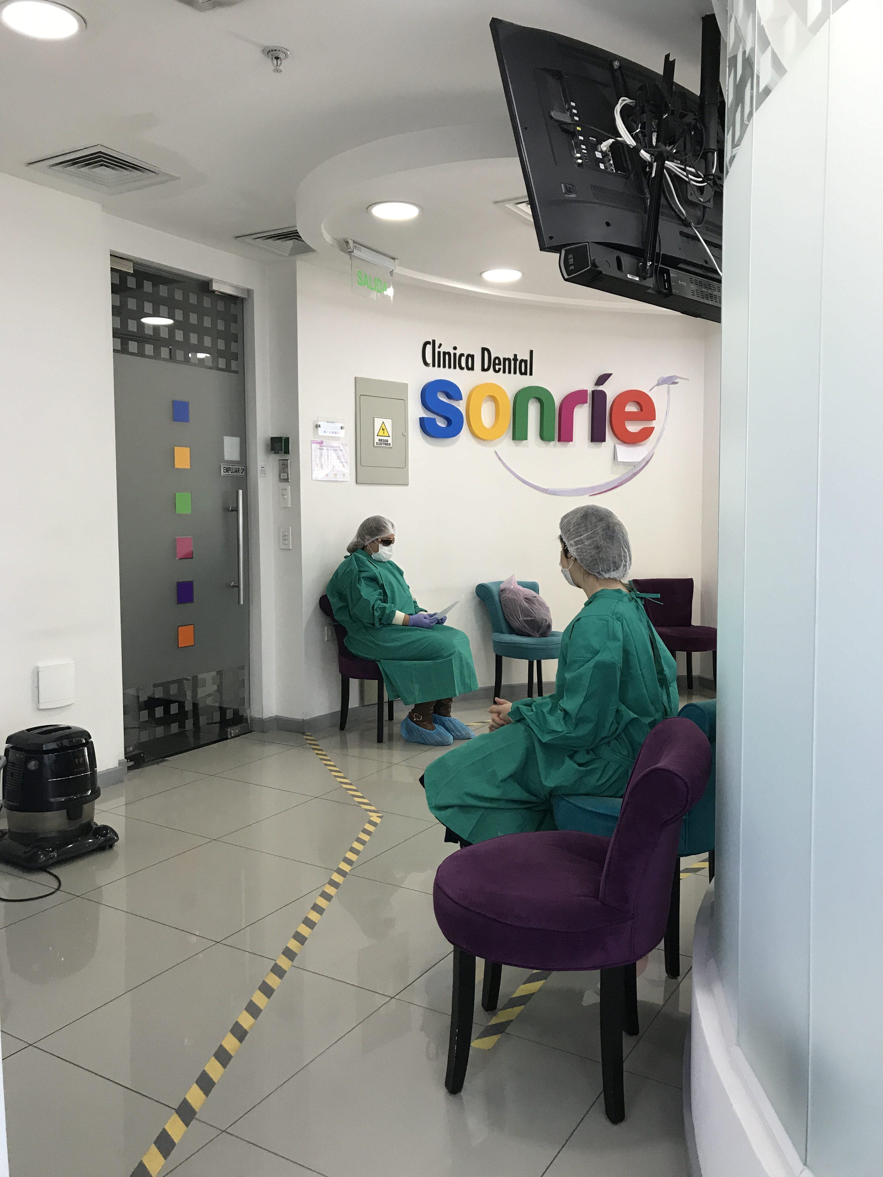 Clínica Dental Sonríe en Providencia y sus precauciones COVID-19