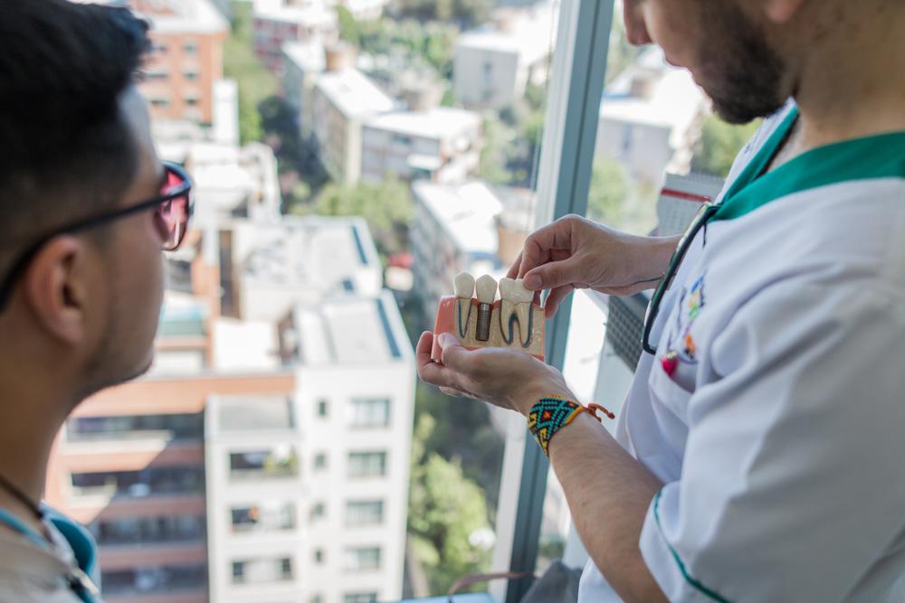 Implantes dentales en santiago providencia